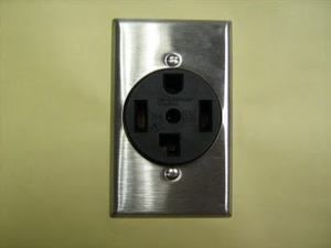 4-Prong Outlet